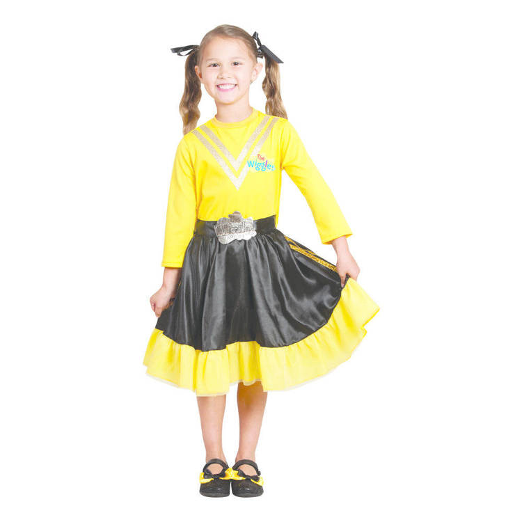 The Wiggles Costume Deluxe Emma