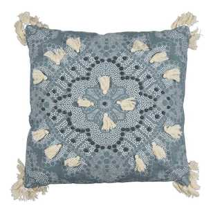 Living Space Moroccan Cushion