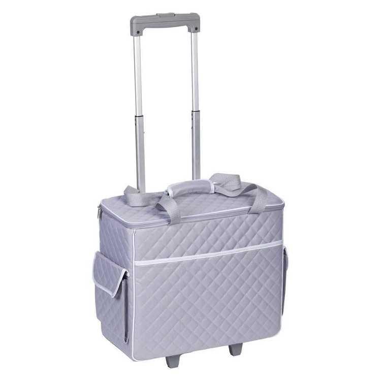 Semco Plain Trolley Bag