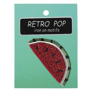 Iron On Motif Watermelon