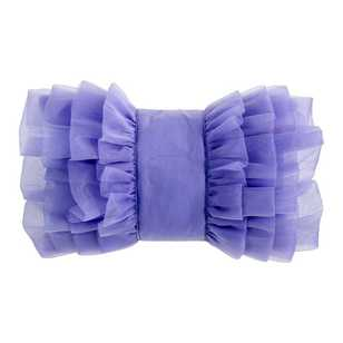 Kids House Tulle Cushion