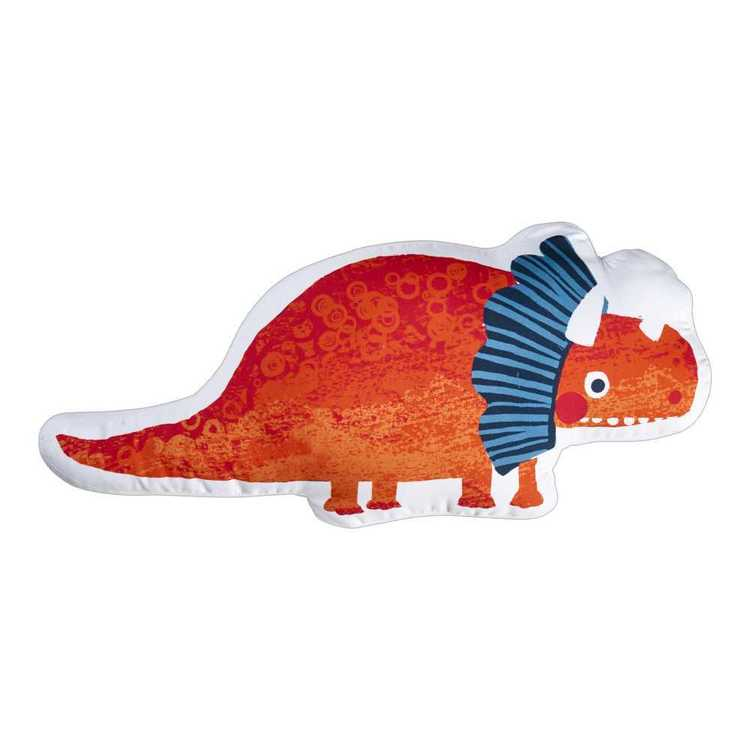 Kids House Funky Dinosaur Cushion