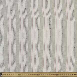 Textured Spice Stripes Yarn Dyed Cotton Fabric