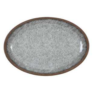 Culinary Co Ceramic Look Serving Platter