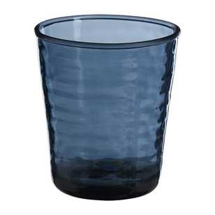 Culinary Co Glazed Effect Double Old Fashion Glass