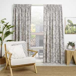 KS Studio Yasmin Pencil Pleat Curtain
