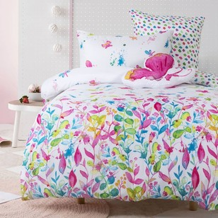 Kids House Summer Fairytale Quilt Cover Set