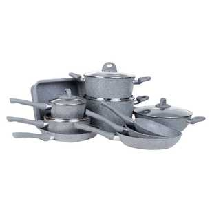 Equip Marble 10 Piece Cookset