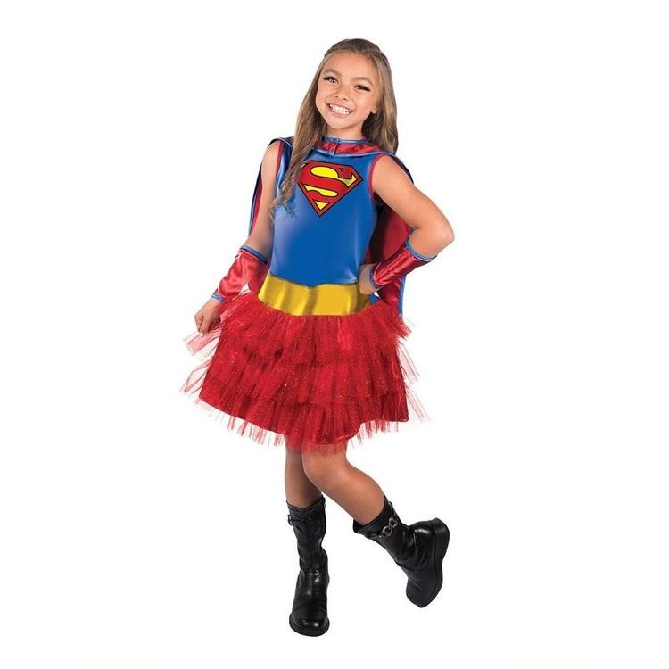 DC Supergirl Costume