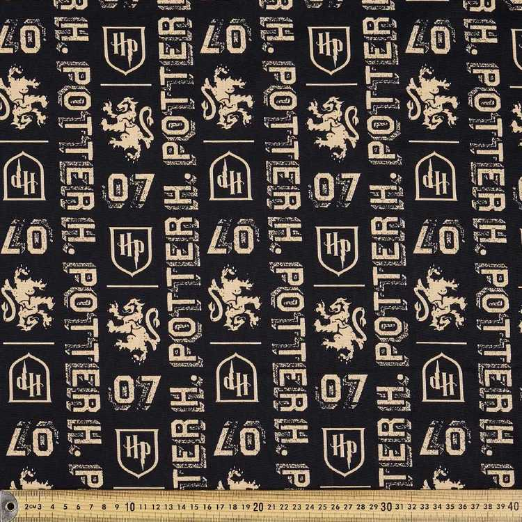 Harry Potter Quilting Fabric