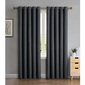 KOO Harris Triple Weave Eyelet Curtains