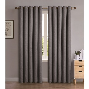 KOO Harris Eyelet Curtains