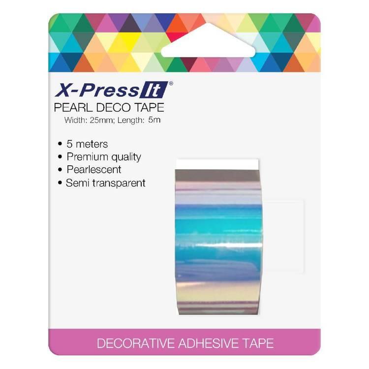 X-Press It Pearl Deco Tape