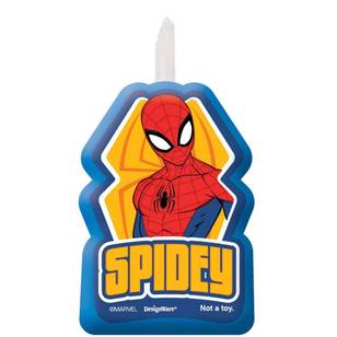 Spider-Man Webbed Wonder Birthday Candles Pack