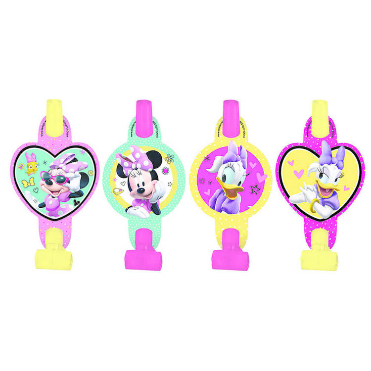 Minnie Mouse Happy Helpers Blowouts Multicoloured