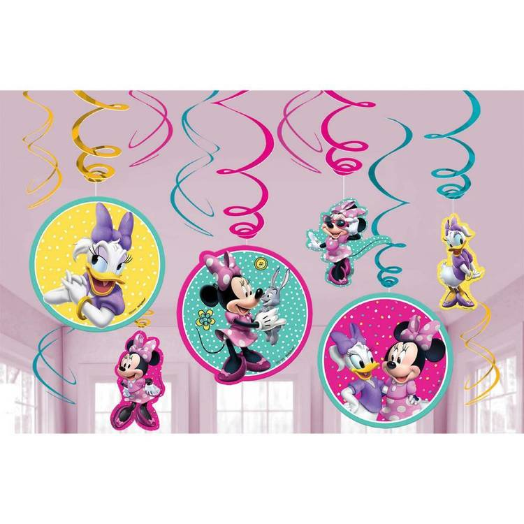 Minnie Mouse Happy Helpers Swirl Value Pack