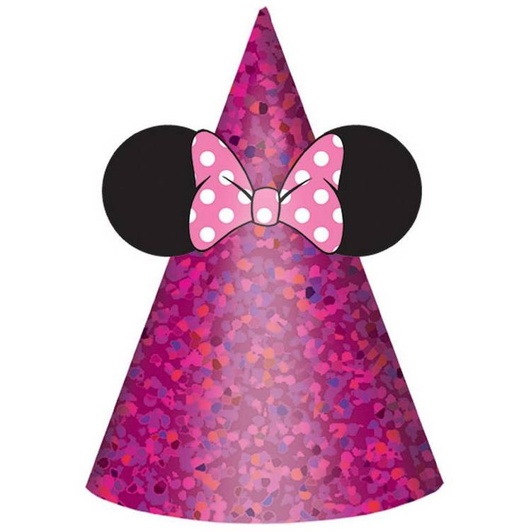 Minnie Mouse Happy Helpers Cone Hats