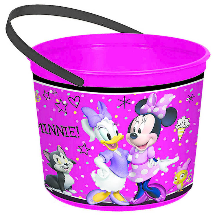 Minnie Mouse Happy Helpers Favour Container