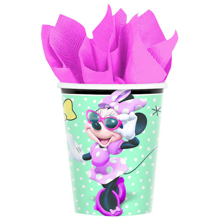 Minnie Mouse Happy Helpers Cups