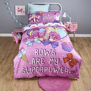 JoJo Siwa Dream Huge Quilt Cover Set