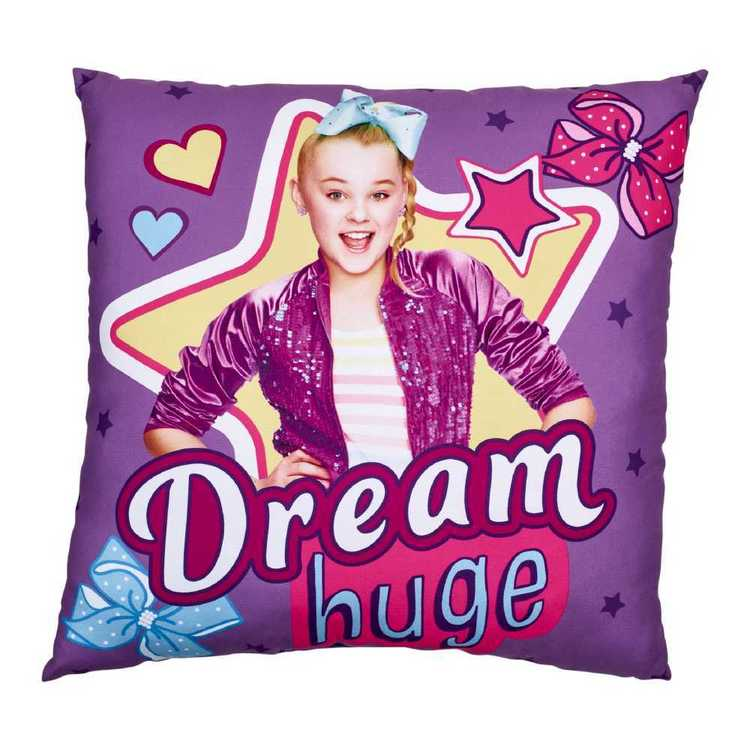 Jojo Siwa Dream Huge Square Cushion