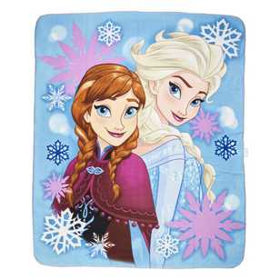 Disney Frozen Let It Go Throw