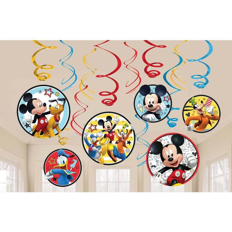 Mickey on the Go Swirl Value Pack