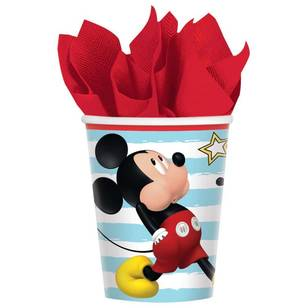 Mickey on the Go Cups