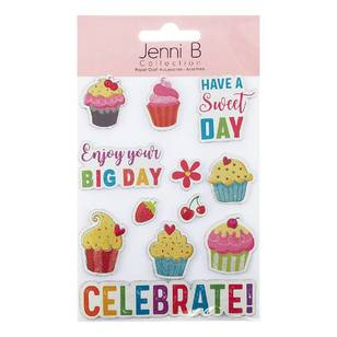 Jenni B Celebrate Stickers