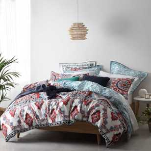 Logan & Mason Magma Quilt Cover Set