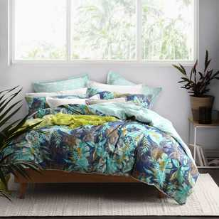 Logan & Mason Moana Quilt Cover Set