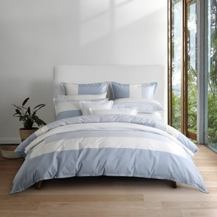 Platinum Ronan Quilt Cover Set