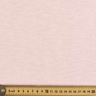 Plain Slub Jersey Fabric