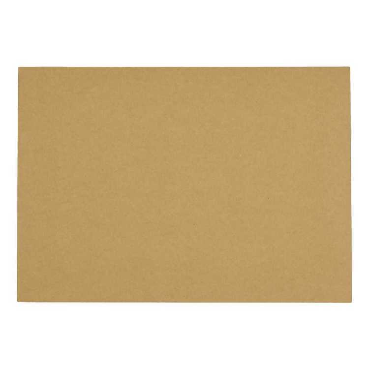 Crafters Choice 240gsm A3 Kraft Board