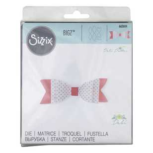 Sizzix Bigz Die Double Bow Die Cut Set
