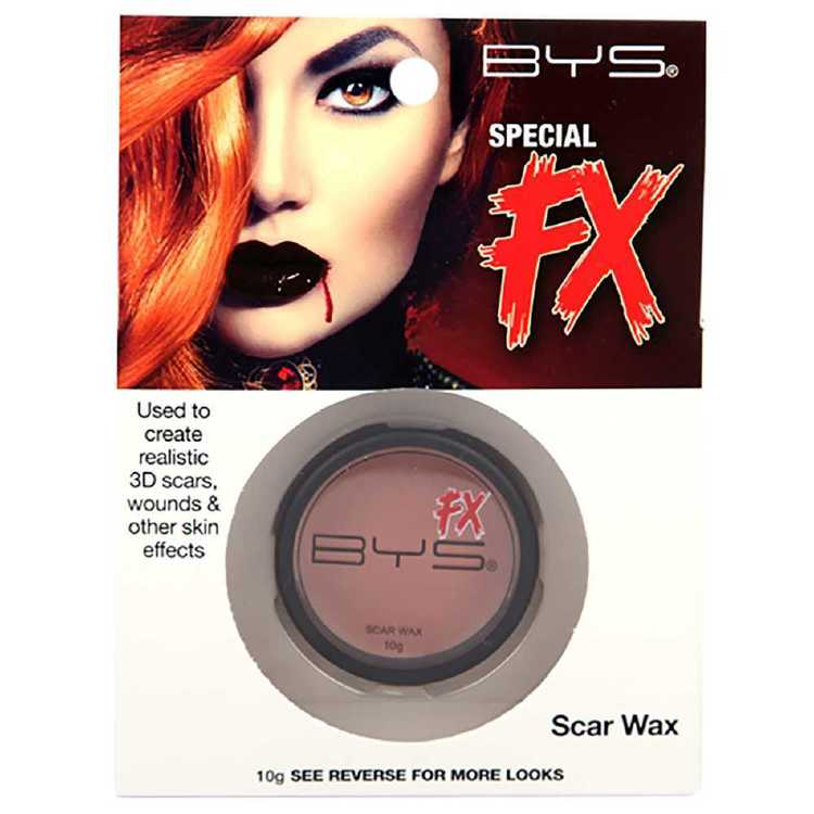 BYS Special FX Scar Wax Pink