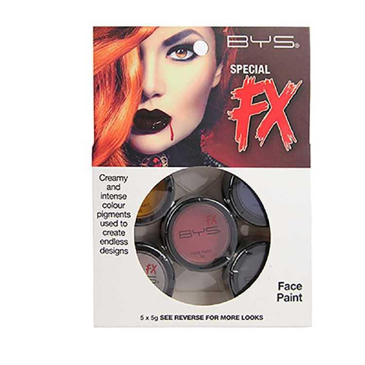 BYS Special FX Face Paint Set