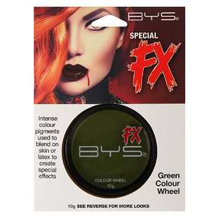 BYS Special FX Green Colour Wheel