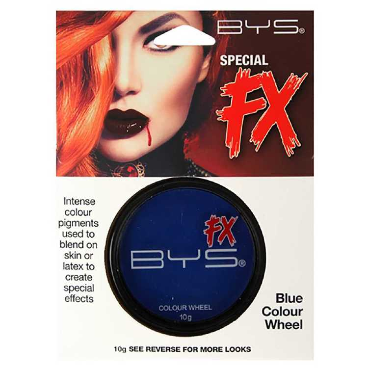 BYS Special FX Blue Colour Wheel
