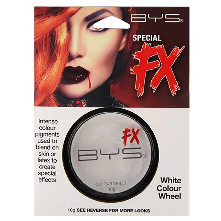 BYS Special FX White Colour Wheel