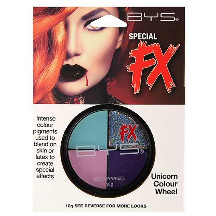 BYS Special FX Unicorn Colour Wheel