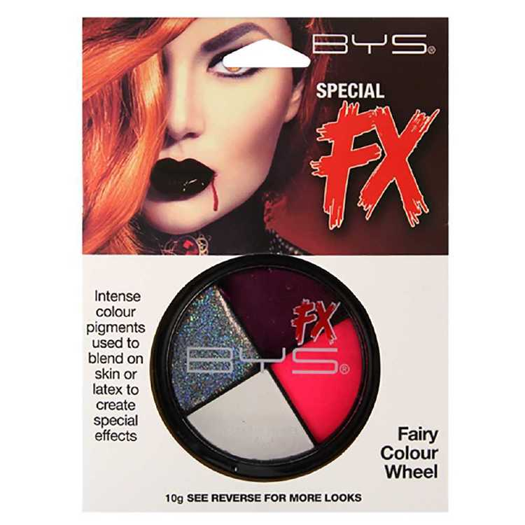 BYS Special FX Fairy Colour Wheel