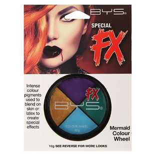 BYS Special FX Mermaid Colour Wheel