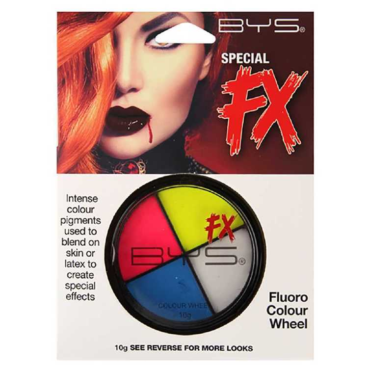 BYS Special FX Fluoro Colour Wheel