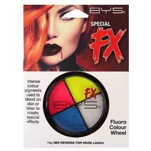 BYS Special FX Fluoro Colour Wheel