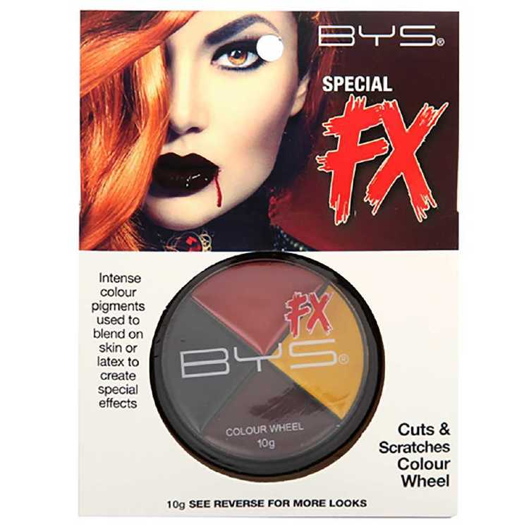 BYS Special FX Cuts & Scratches Colour Wheel