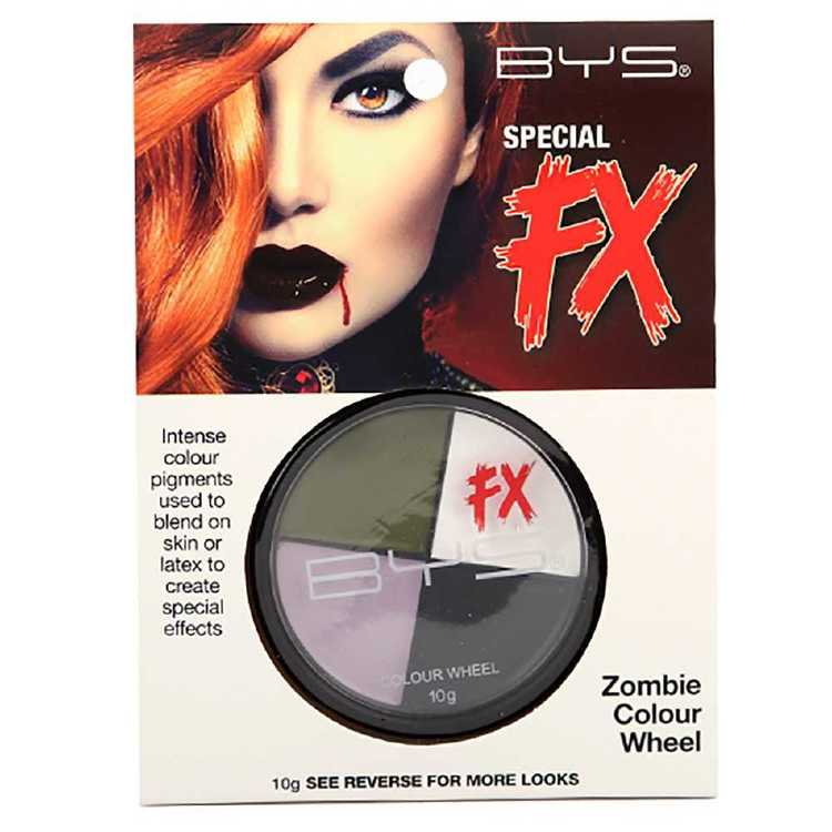BYS Special FX Zombie Colour Wheel Multicoloured 10 g