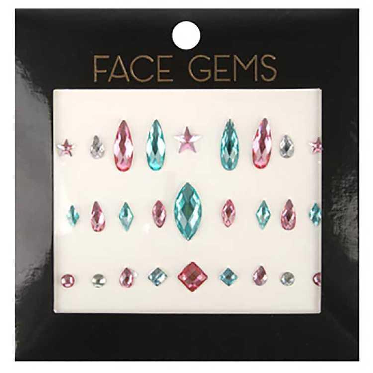 BYS Face Gems Multi-Pack