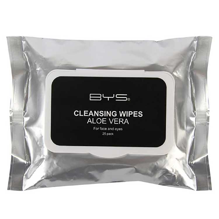 BYS Aloe Vera Cleansing Wipes