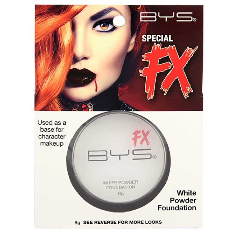 BYS Special FX White Foundation Powder